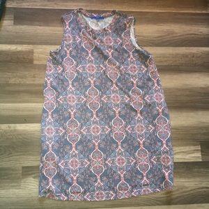 APT 9 WOMENS TANK DRESS  XL